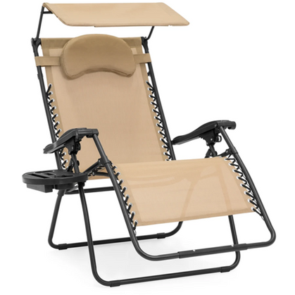 Deluxe Zero Gravity Chair is a Deal!