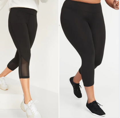 TODAY ONLY Women's Compression Leggings are just $12!