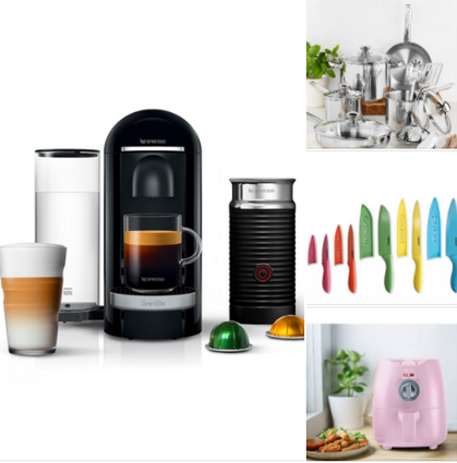 LOWEST PRICE OF THE SEASON on small appliances and kitchenware!