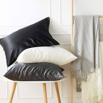 Use code for a STEAL on this 100% Silk Pillowcase