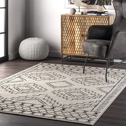 Area Rug (5x8) is marked under $50 and selling out fast!