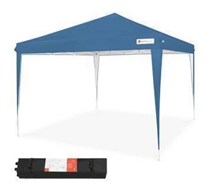 Best Price on Canopy Tent w/ Carrying Case!