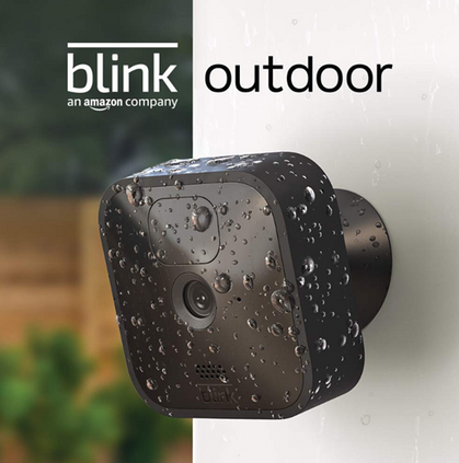 Check out the new Blink Outdoor!