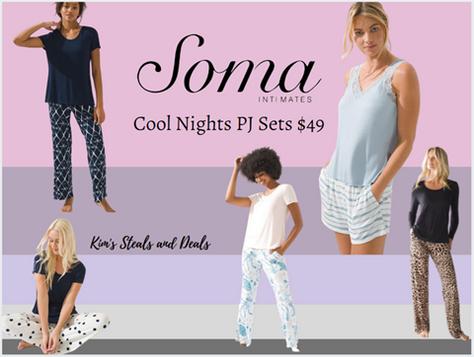 Cool Nights PJ's are Ah-mazing!