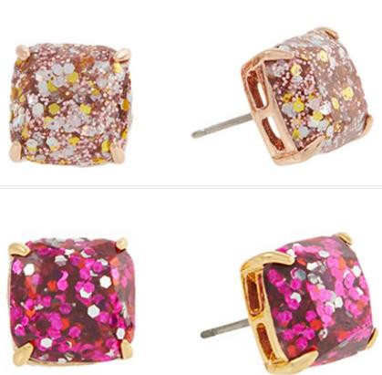 Kate Spade Stud Earrings between $20-25 (Mother's Day??)