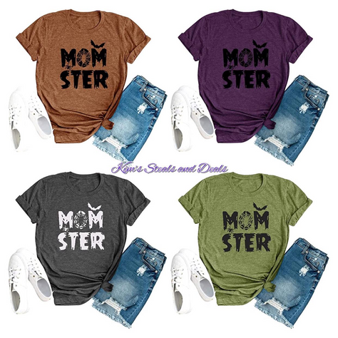 MOMster Tee 30% OFF!!