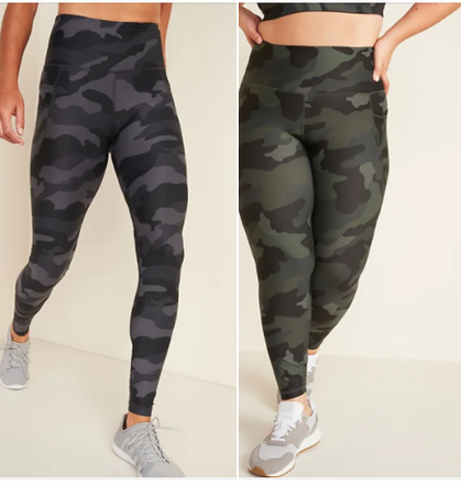 ✨TODAY ONLY✨ $19 Elevate Leggings over at Old Navy (reg. $45)