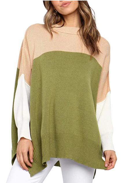 Score! Half off this beautiful sweater!