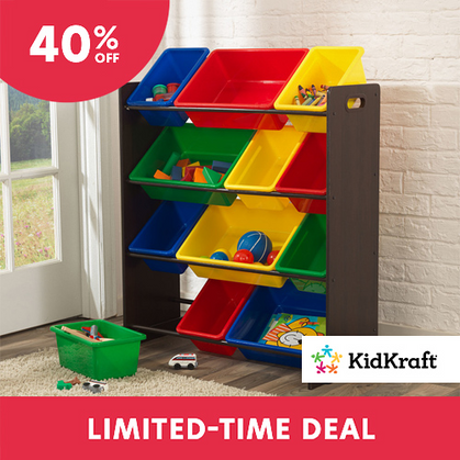 Deal on KidKraft Storage