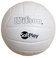 Soft Play Volleyball is 55% OFF
