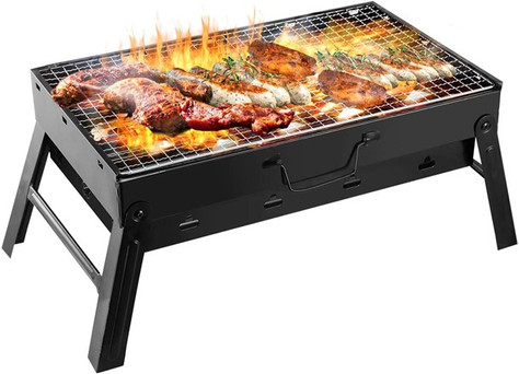 Just $23.50 for this handy, portable grill!