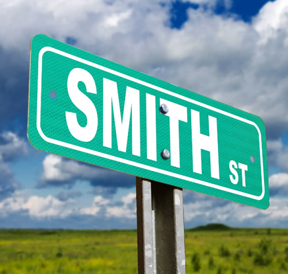 Right now Personalized Street Signs  $29.99 and Shipping Free!