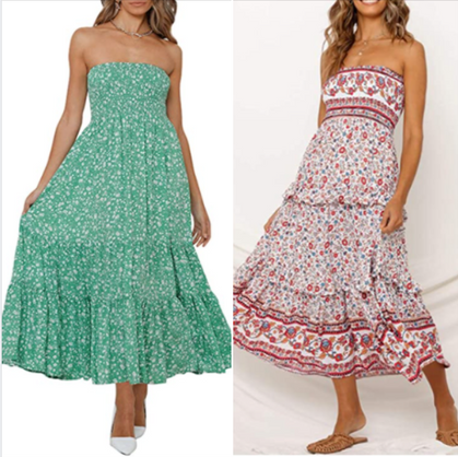 Gorgeous Sundress is a MUST!