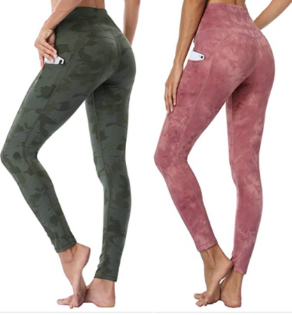 I love these these Oalka Leggings AND only $9.99 right now!!