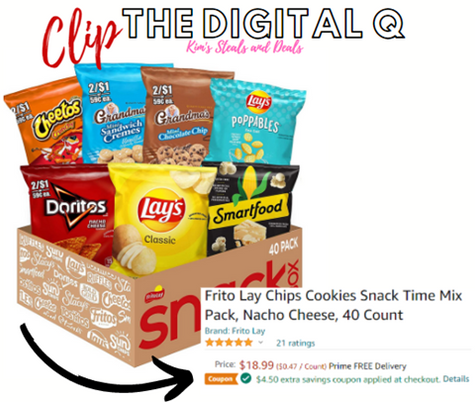 Cheaper than the grocery, delivered straight to your doorstep!