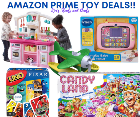 PRIME DAY TOY DEALS!!