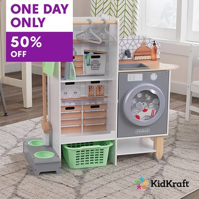 Kitchen & Laundry Set drops to just $50.99