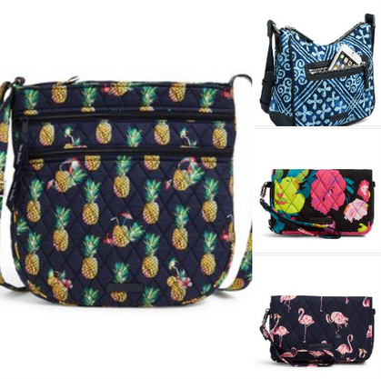 HOT DEAL!! All Vera Bradley is ONLY $19.99 Today