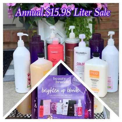 $15.98 Liter Sale!!!