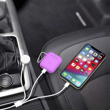 3-in-1 Apple iPhone & Watch Charger is restocked!