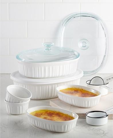 10-Piece Corningware Set for just $37 (Reg $80)