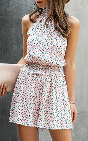 CUTE Romper Shorts drop 40% with group code!!