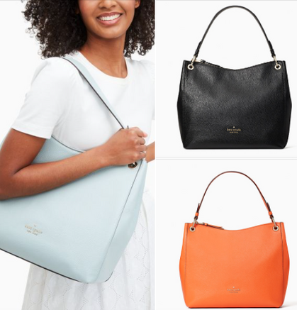 Kate Spade kat shoulder bag is just $109 (Reg $429!!)