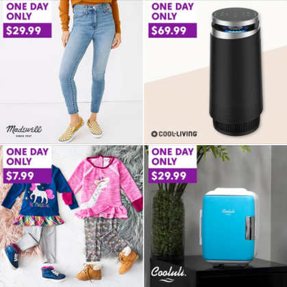 ONE Day Deals Are BACK!