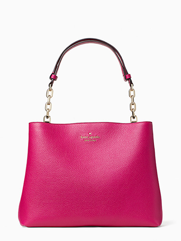 """Today ONLY - snag the Kate Spadce """"aubrey"""" chain shoulder bag for just $119 (Reg $399)"""