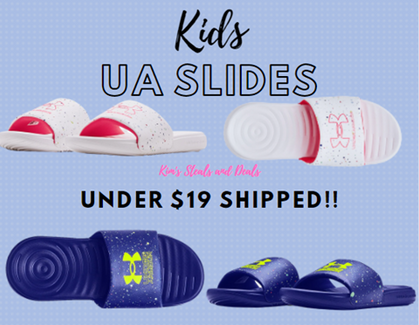 It's pool time! Get your Slides on!