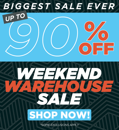 Proozy Warehouse Sale up to 90% OFF!!