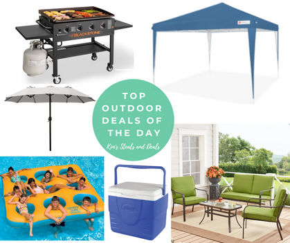 The Best Outdoor Deals are here!!!
