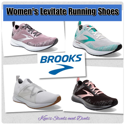 Women's Brooks Levitate Running Shoes ONLY $82.49 Shipped!!