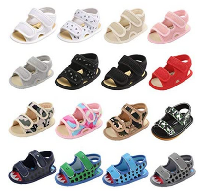 Infant Sandals 50% OFF with group code