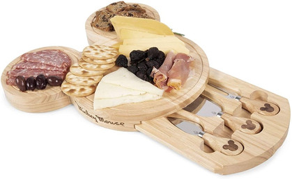 Ummm...how adorable is this Cheese Board?