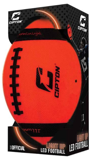 LED Football is super-cool and a DEAL!