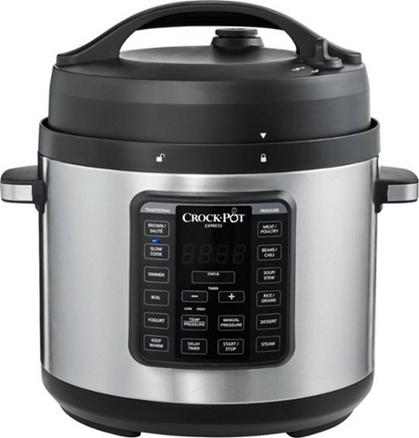 6-Quart Easy Release Multi-Cooker is ONLY $39.99 (Reg $109.99!!!)