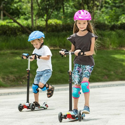3 Wheel Kick Scooter half off with group code!!