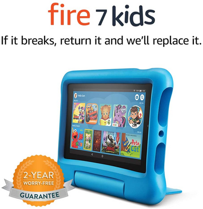 40% price drop on the Fire 7 Kids Tablet