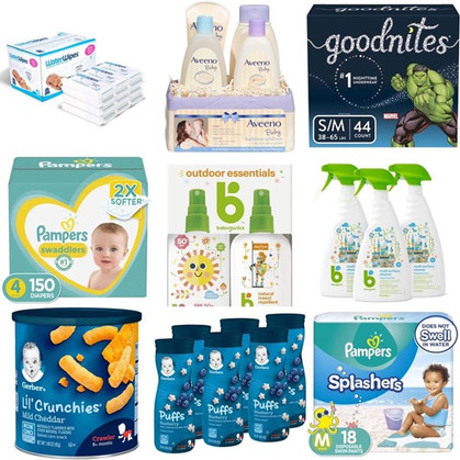 $20 OFF $100 all things for baby