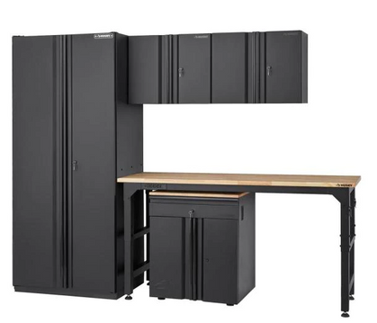 Workshop Cabinets, Systems and Storage items are a Special Deal TODAY!