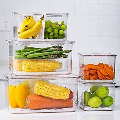 Half OFF Storage Containers here!!