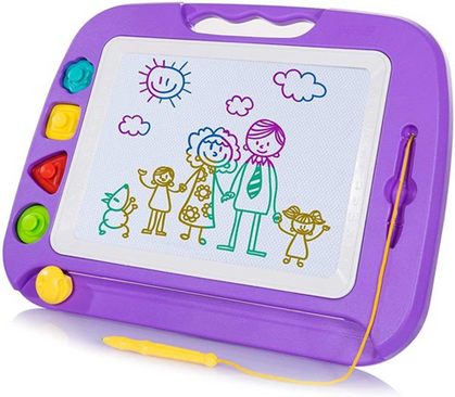 Double DEAL on Large Doodle Boards, Coupon + CODE!