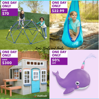 Zulily has some FANTASTIC One Day ONLY Deals today!!