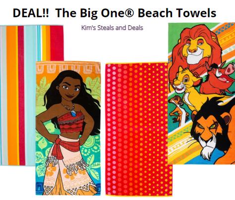 $7.99 Beach Towels!!