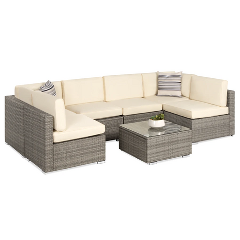#1 Selling 7-Piece Sectional