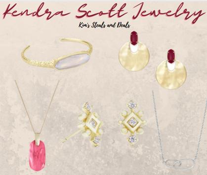 Kendra Scott Jewelry up to 70% OFF!!