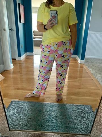 Mother's Day Gift Idea! Cuddl Duds PJ's feel like heaven!