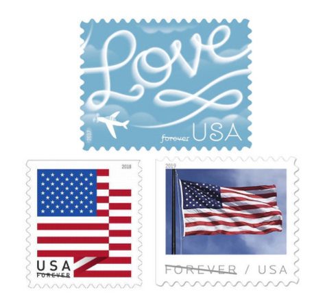 100 Pack of Stamps for a DEAL!!
