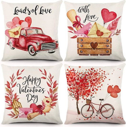 Valentine's Pillow Covers 40% OFF